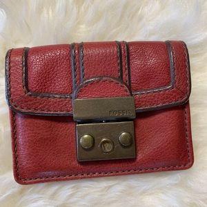 Fossil Vintage Reissue Mini Wallet